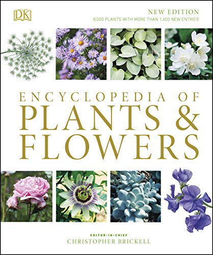 Encyclopedia of Plants and Flowers by [Brickell, Christopher]